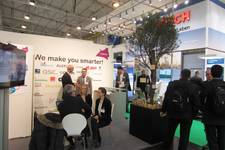 FINESCE Messeautritt auf der E-world 2015