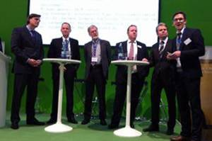 Smart Energy Forum auf der E-world 2012