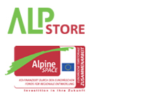 Logo of the AlpStore project