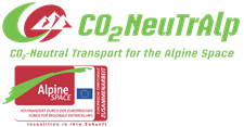 CO2NeuTrAlp - sustainable mobility for the Alpine Space