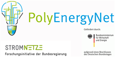 PolyEnergyNet: Resilient poly-networks for security of supply for the grids in Saarlouis